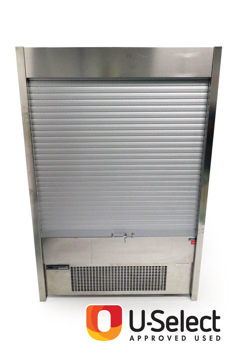 Foster Multideck Display with Roller Shutter FMSLIM 1200 RF