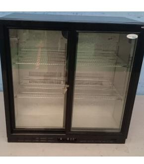 Interlevin Bottle Cooler 2 Door