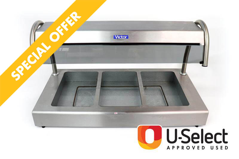 Victor CTB1 Heated Servery Special Offer