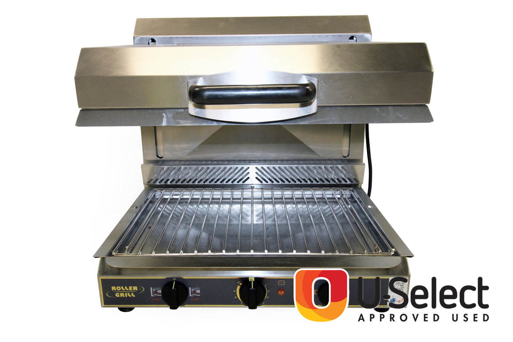 Roller Grill Rise and Fall Salamander Grill SEM600-VC
