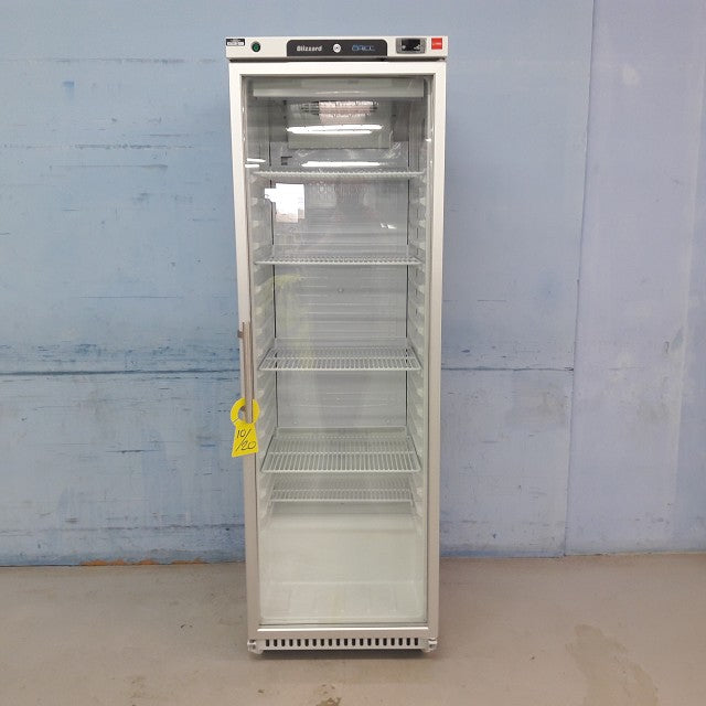 Blizzard Glass Door Refrigerator GDR40