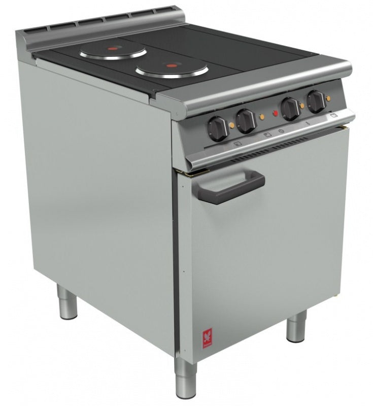 Falcon Three Hotplate Oven Range : E3161
