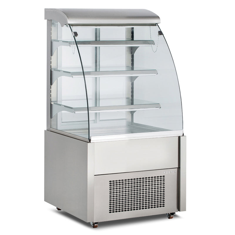 Foster Assisted Closed Front Refrigerated Display FDC600C