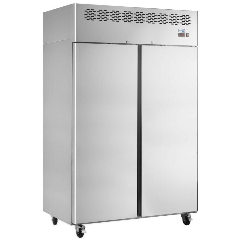 Interlevin Gastronorm One Door Upright Fridge : CAR1250
