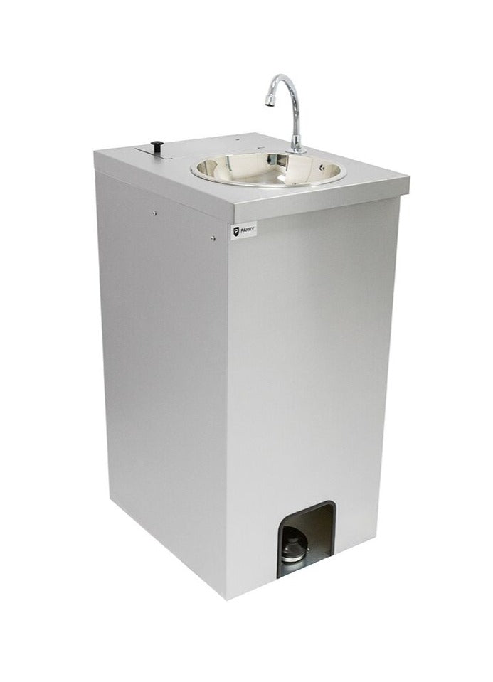 Parry Single Bowl Mobile Hand Wash Station MWBT