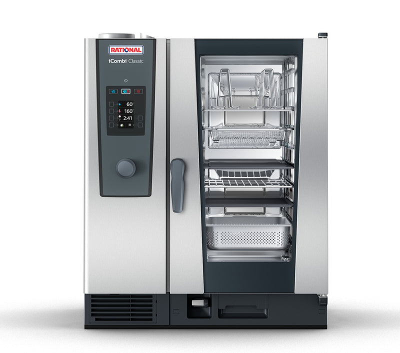 Rational 10 Rack iCombi Classic Electric 10-1/1