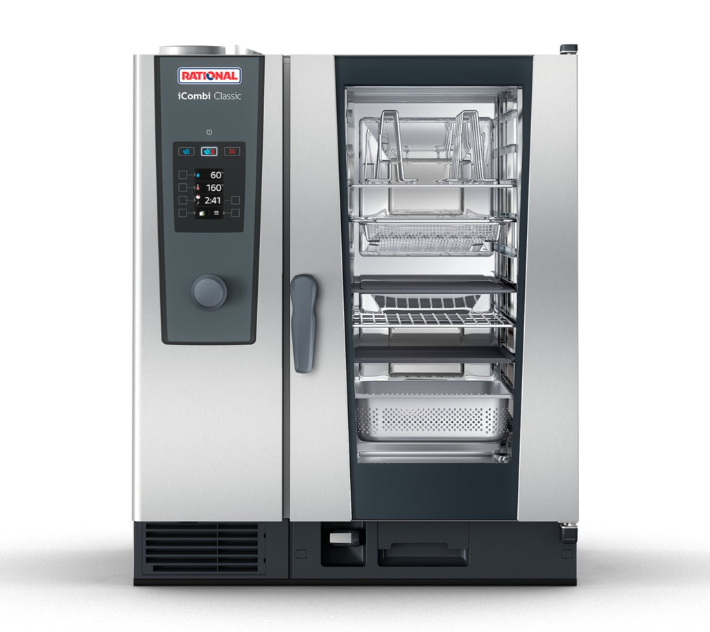 Rational 10 Rack iCombi Classic Gas 10-1/1