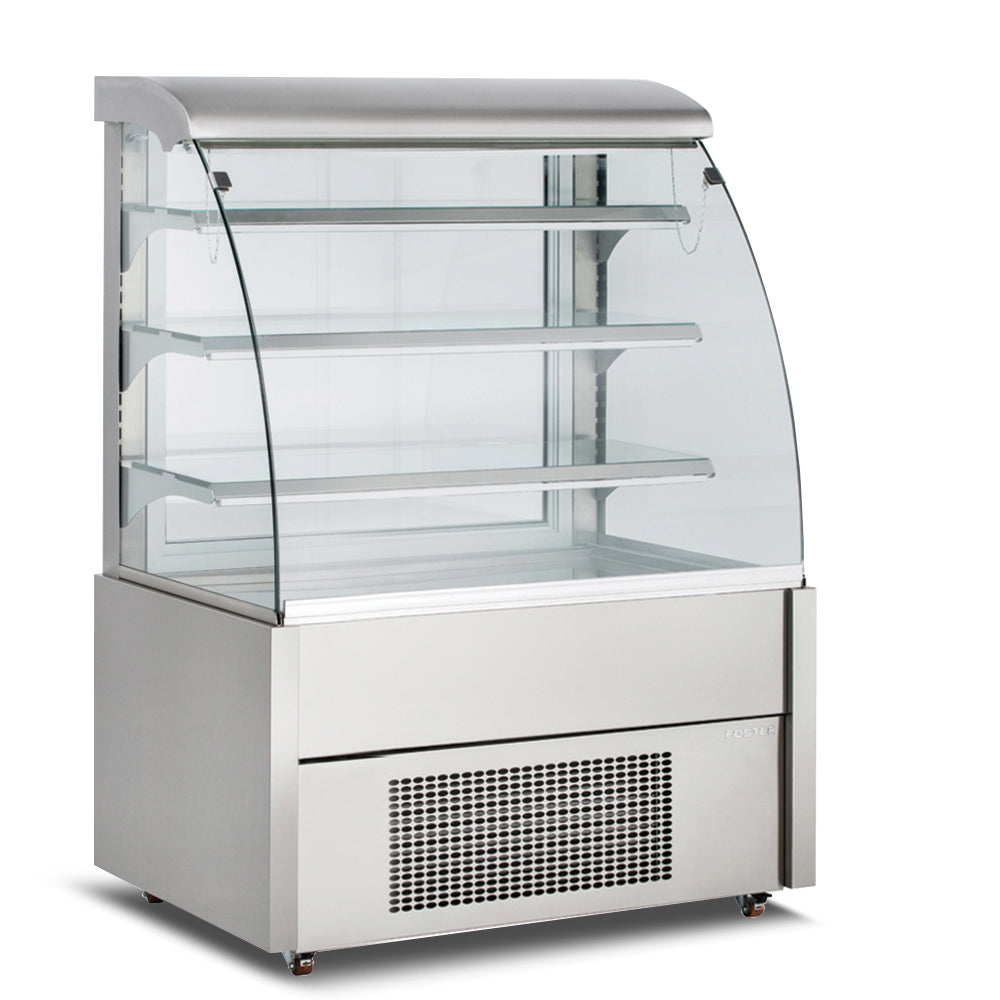 Foster Assisted Closed Front Refrigerated Display - FDC900C