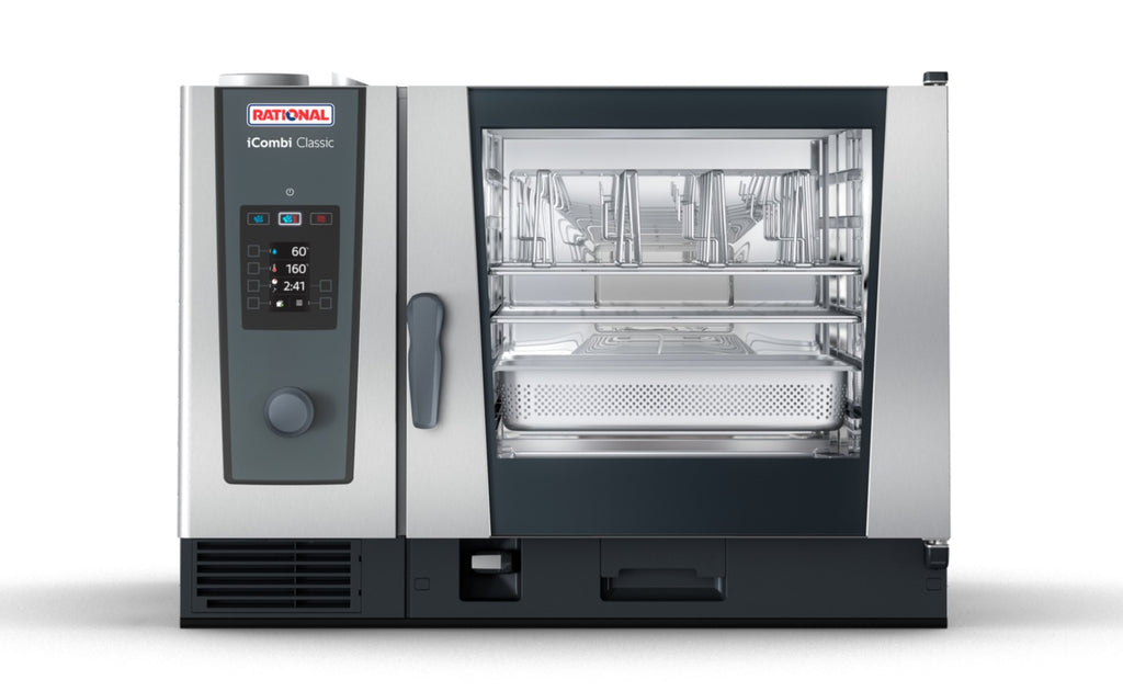 Rational 6 Rack iCombi Classic Electric 6-2/1