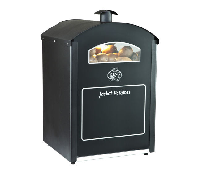 King Edward Bake-King Potato Oven B-K - Back