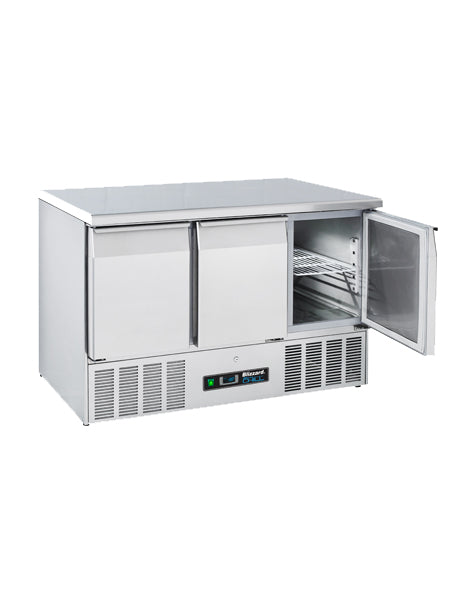 Blizzard Three Door Compact Gastronorm Counter : BCC3-ECO
