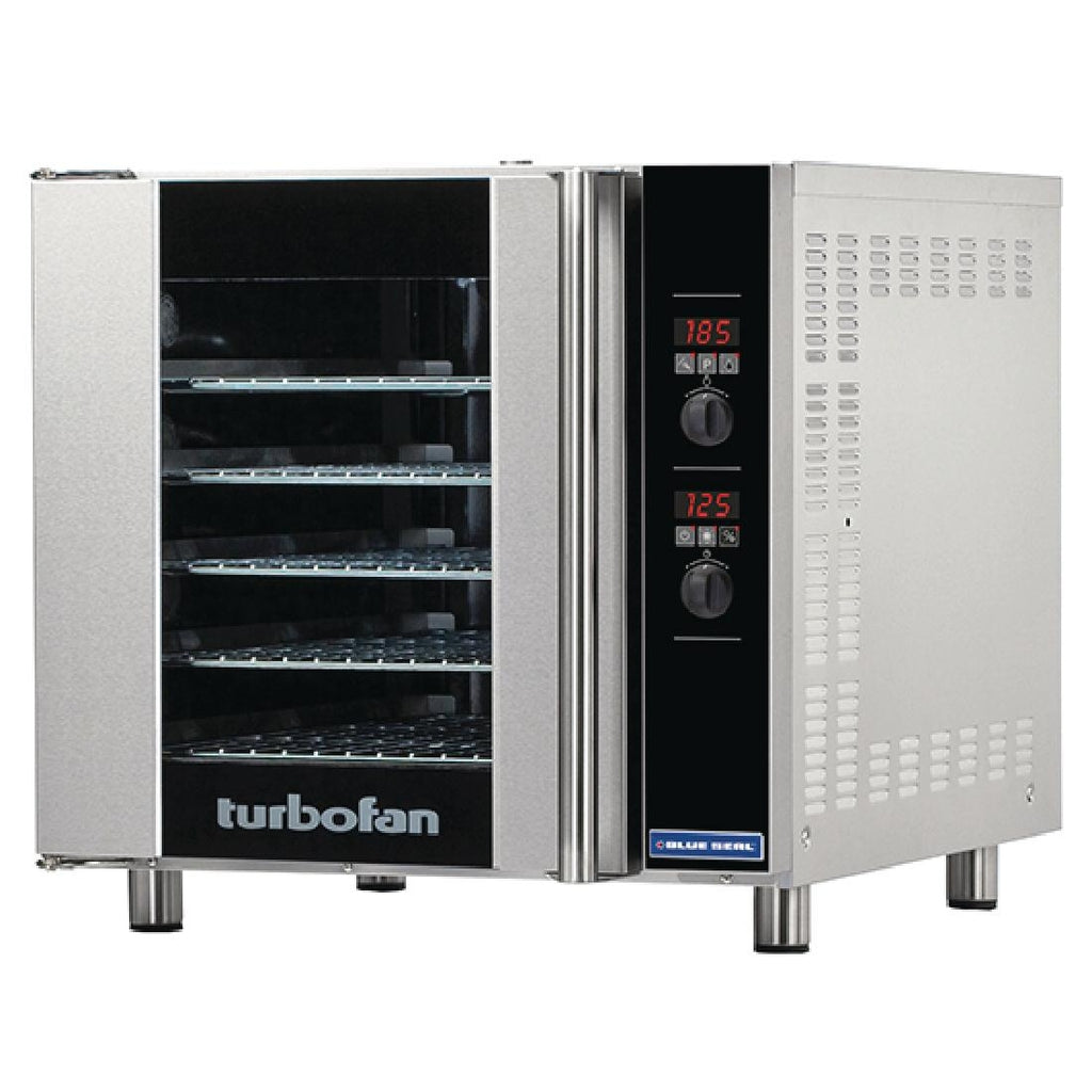 Blue Seal Turbofan Electric Oven E32D4