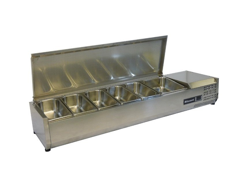 Blizzard Pizza, sandwich or Salad Preparation Units TOP1500EN