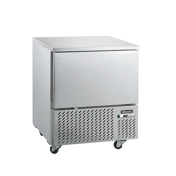 Blizzard Blast Chiller/Freezer Stainless Steel 20kg/15kg BCF20-HC