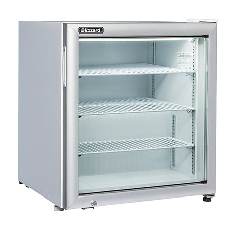 Blizzard 90 Litre Counter Top One Door Freezer GDF90