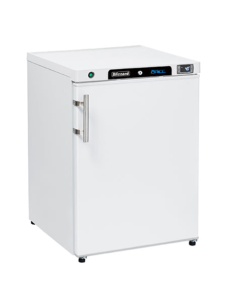 Blizzard One Door Under Counter Fridge H200WH