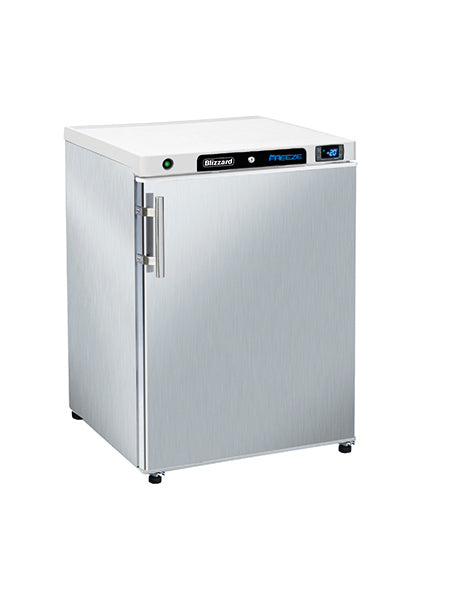 Blizzard 170 Litre Under Counter One Door Freezer L200SS