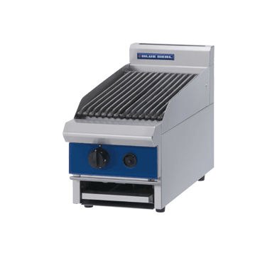 Blue Seal Gas Chargrill Bench Model 300mm : G592-B