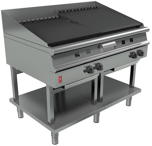 Falcon Radiant Chargrill on Fixed Stand : G31225