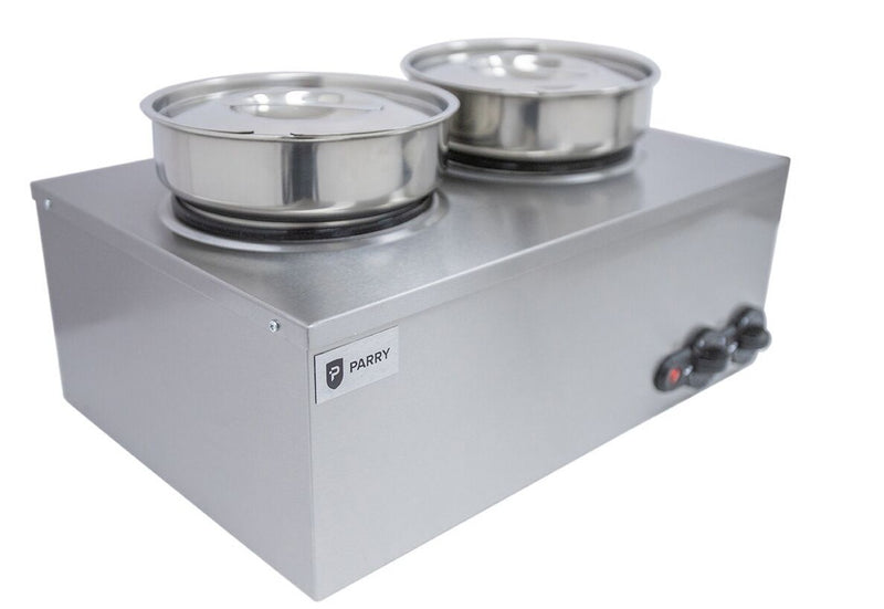 Parry CBM2 Electric Wet/Dry Bain Marie