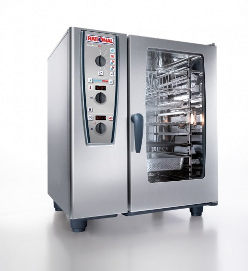 Rational 10 Rack Electric Combination Oven CM101E