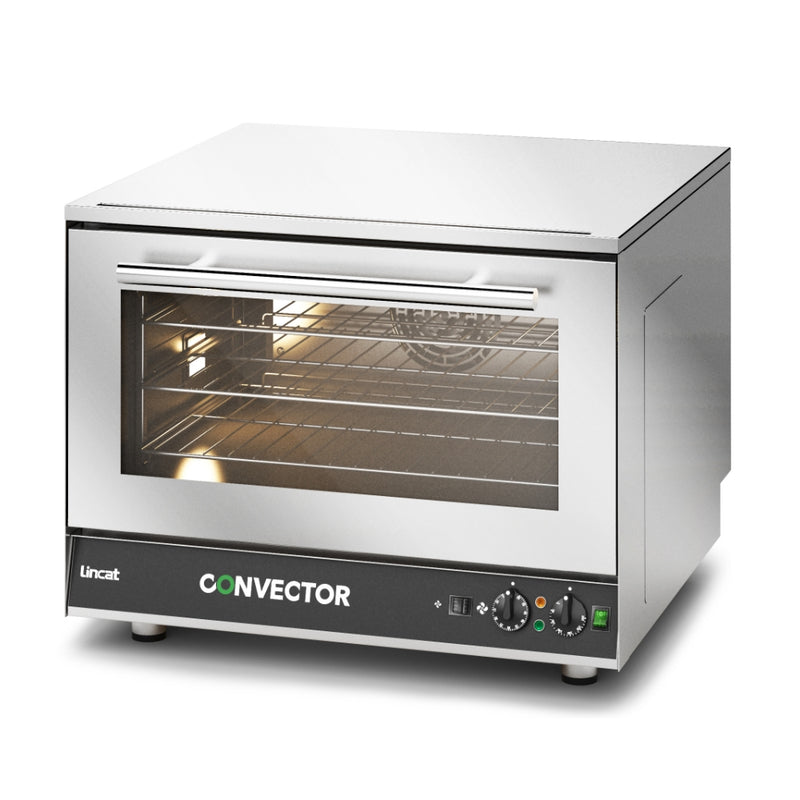 Lincat Convector Manual Countertop Convection Oven : CO235M