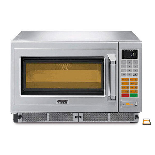 RH Hall Maestrowave Combination Microwave Oven : COMBI CHEF 7