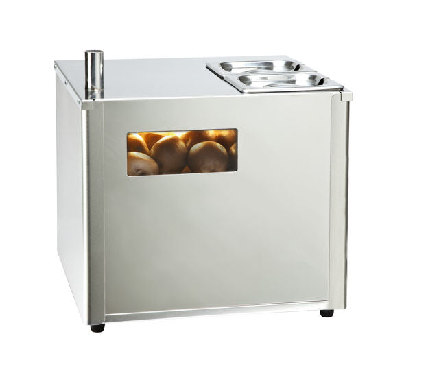 King Edward Classic Compact Lite Potato Oven COMPLITE - Stainless Steel