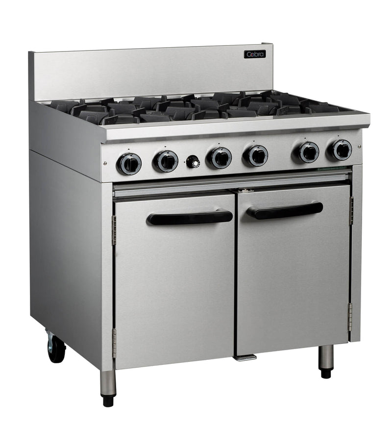 Blue Seal Six Burner Range - CR9D