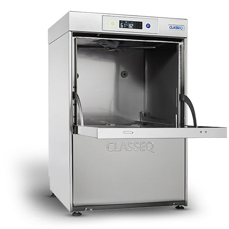 Classeq Undercounter Duo Dishwasher with Water Softener D400DUOWS