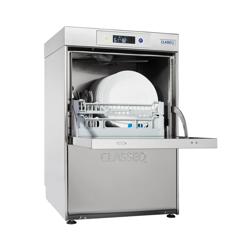 Classeq Dishwasher: D400DUO (3 Phase or 30 amp)