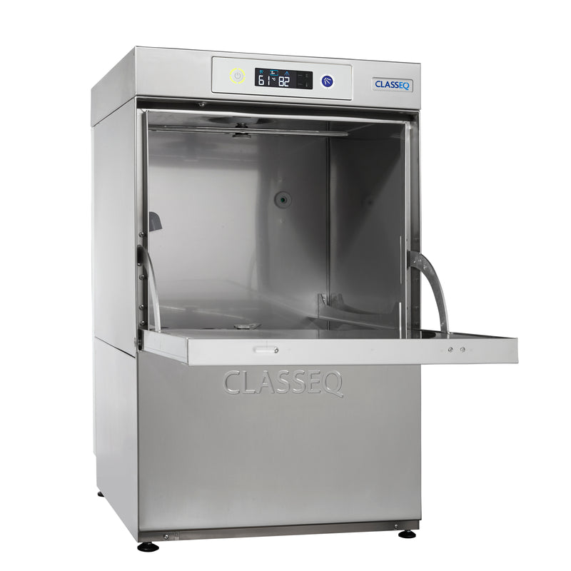 Classeq Dishwasher: D400DUO (1 Phase 13 amp)