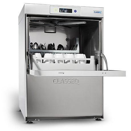 Loaded Classeq Duo Dishwasher: D500DUO