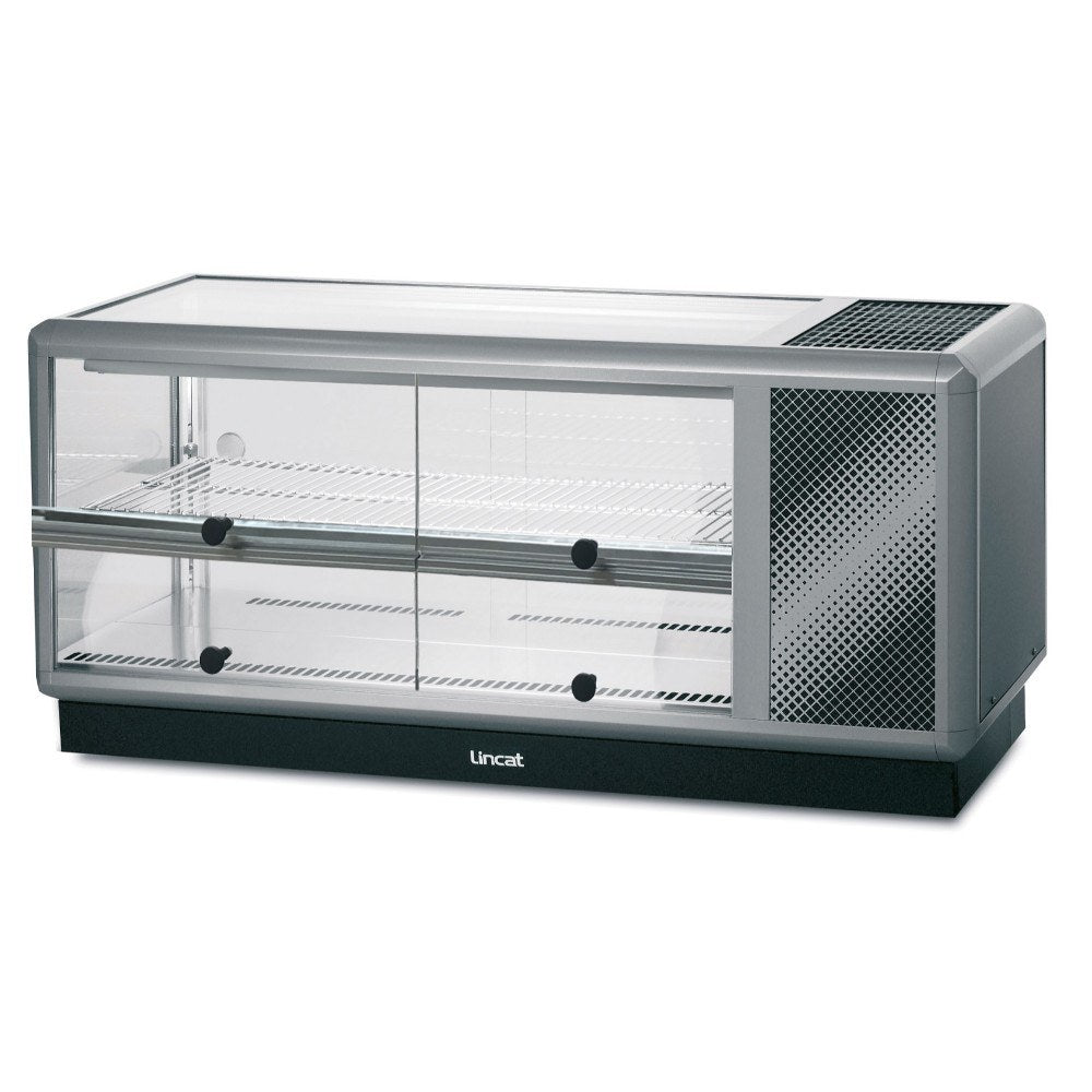 Lincat Refrigerated Merchandiser Stainless Steel : D5R/125S