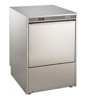 CEP Warewashing Undercounter Dishwasher for 600 x 400mm trays with Water Softener 400136
