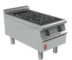 E3901i Two Zone induction Boiling Top