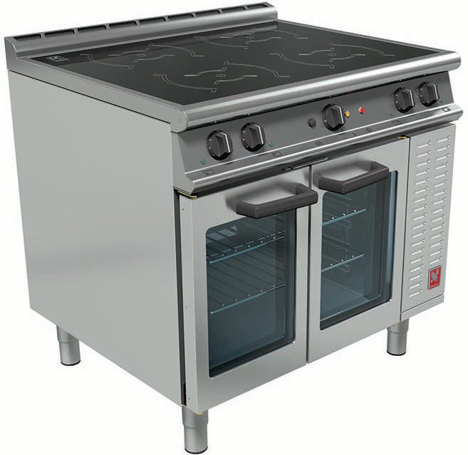 Falcon Dominator Plus Induction Oven Range E3913i