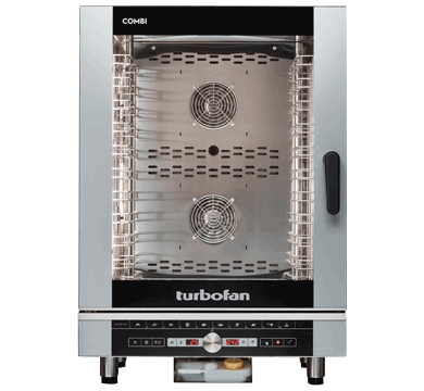 Blue Seal Ten Rack Digital Combi Oven EC40D10