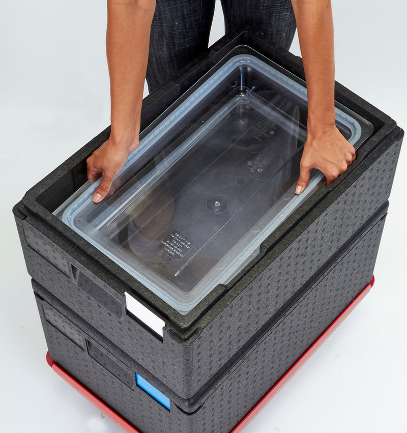 Cambro GoBox Top Loader Food Transporter EPP160