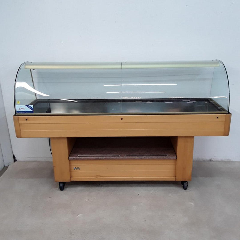 Lowe N1 Europa Salad Bar / Well Chiller