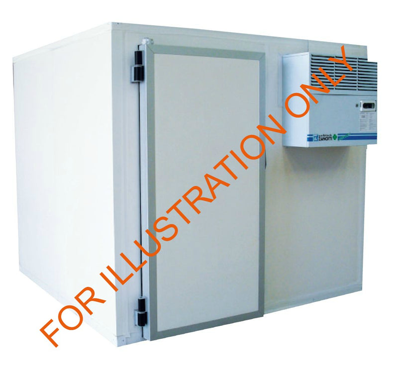 Lowe 8x8 Coldroom Freezer