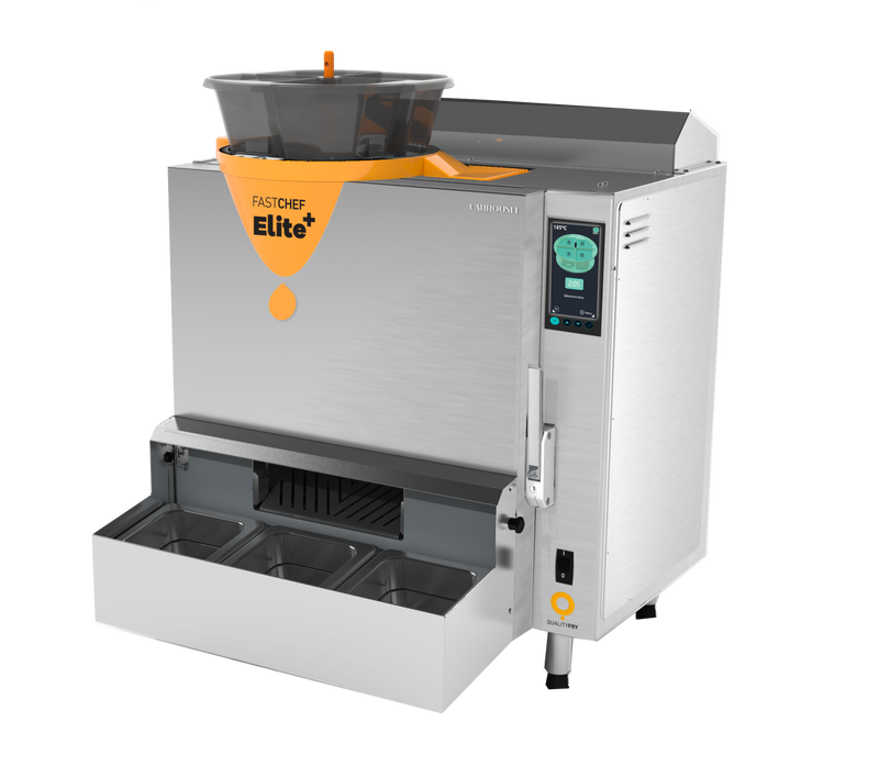Taylor Fast Chef Elite+ Carrousel Ventless Fryer