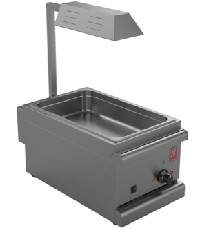 Falcon 350 Electric Chip Scuttle