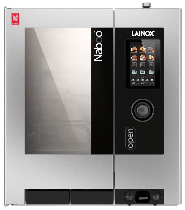 Falcon 10 Rack Electric Combi Steamer NAEB101