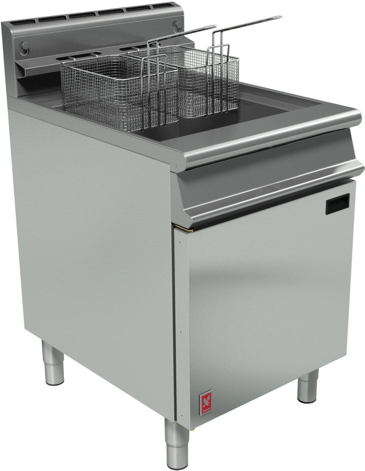Falcon Dominator Plus Twin Basket Fryer G3860 (Gas)