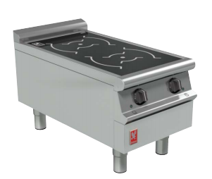 Falcon E3902i Two Zone Induction Boiling Top