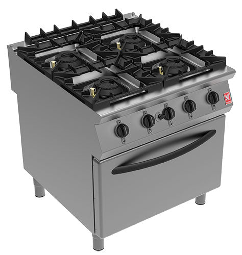 Falcon Four Burner Gas Oven Range: G9184