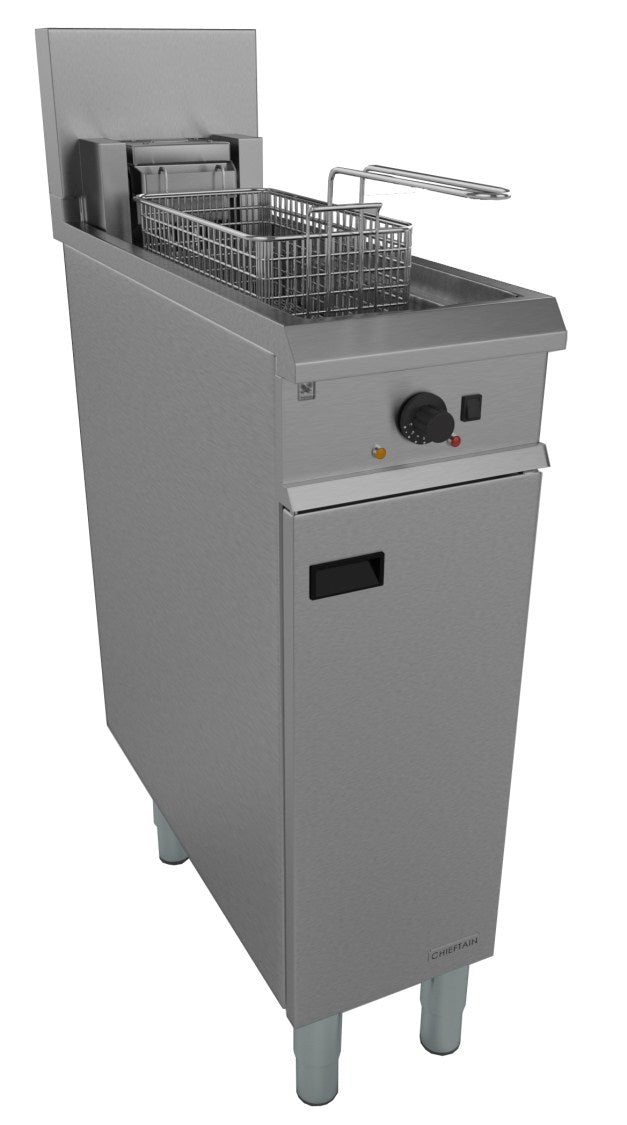 Falcon Single Pan, Single Basket Fryer E1808
