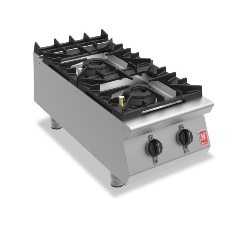 Falcon Two Burner Gas Boiling Top G9042