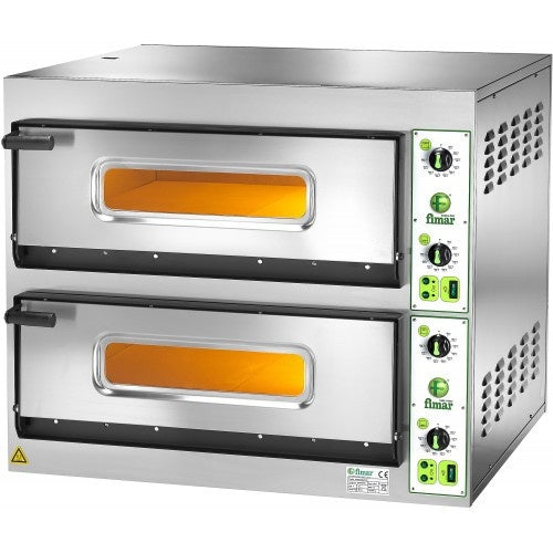 Fimar Electric Pizza Oven : FES 6+6
